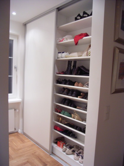 Home on pinterest for Schuhschrank tiefe 25