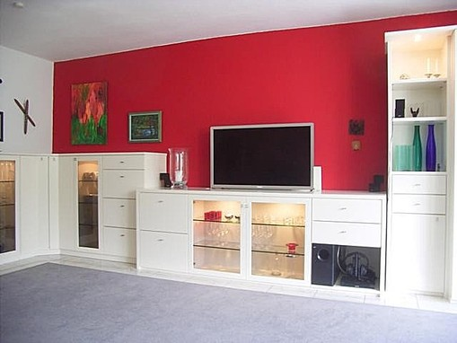 TVMöbel nach Mass anfertigen, TVMöbel Hochglanz, TVMöbel Einbau