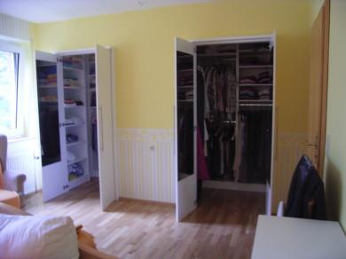 Begehbarer Kleiderschrank Von Innen