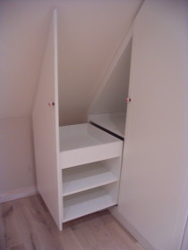ZIEGLERdesign Massmöbelbau,Dachschrägenmöbel die den Raum bis ganz ...